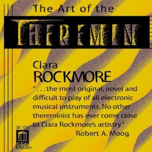 Image for 'The Art of the Theremin'