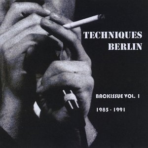 Image for 'Backissue Vol.1 1985-1991'