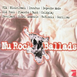 Image for 'Crossing All Over! Nu Rock Ballads (disc 1)'
