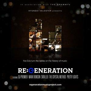 Imagem de 'Produced by Mark Ronson feat. Erykah Badu, Mos Def, Zigaboo Modeliste, Trombone Shorty, and Members of The Dap Kings'