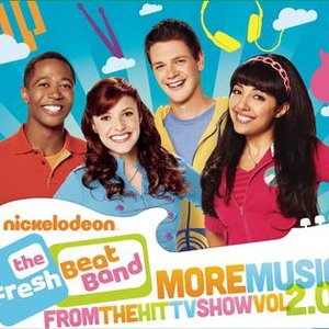 Image pour 'The Fresh Beat Band Vol 2.0: More Music From The Hit TV Show'
