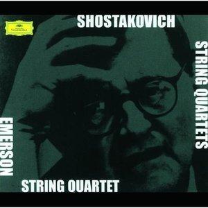 Image for 'Shostakovich: The String Quartets (disc 3) (Emerson String Quartet)'