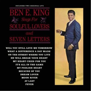 Bild för 'Ben E. King Sings For Soulful Lovers'