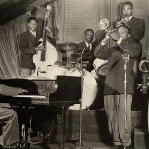 Immagine per 'Buddy Johnson & His Orchestra'