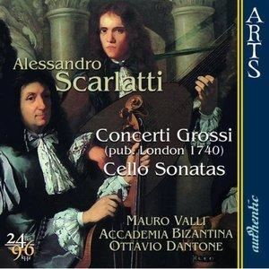 Image for 'Scarlatti: Concerti Grossi / Cello Sonatas'