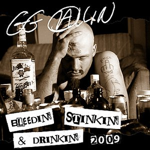 Image for 'Part Four - GG Allin On Jail'