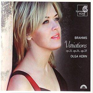 Bild für 'Brahms: Variations'