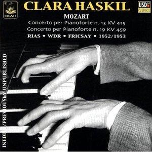 Image for 'Concerto Per Pianoforte N. 19 In Fa Maggiore KV 459 - I. Allegro (Mozart)'