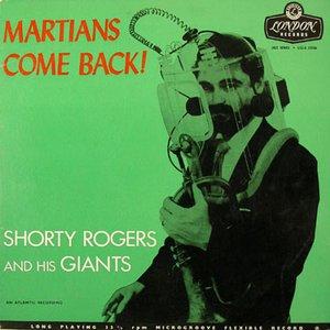 Immagine per 'Martians, Come Back!'