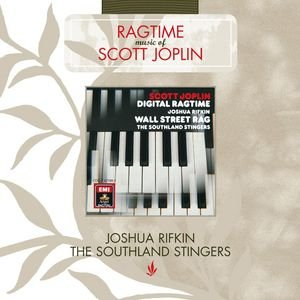 Image for 'Scott Joplin: Digital Ragtime/Wall Street Rag'
