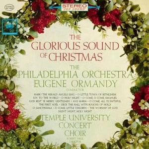 Image pour 'The Glorious Sound of Christmas'