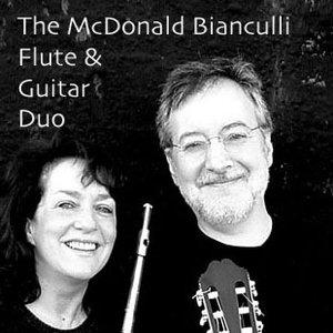 Image pour 'McDonald-Bianculli Flute & Guitar Duo'
