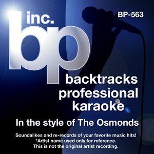 Imagem de 'Karaoke - In the Style of the Osmonds (Karaoke Version)'