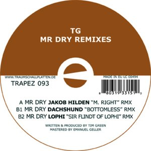 Image for 'Mr Dry Remixes'