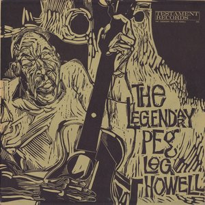Image pour 'The Legendary Peg Leg Howell'