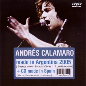 Image for 'Made In Argentina'