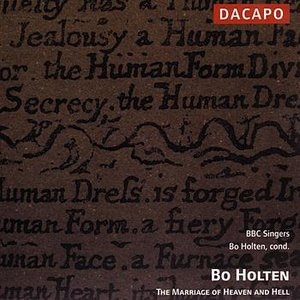 Image for 'HOLTEN: The Marriage of Heaven and Hell'