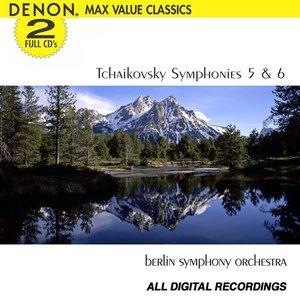 Image for 'Tchaikovsky: Symphonies No. 5 & 6'