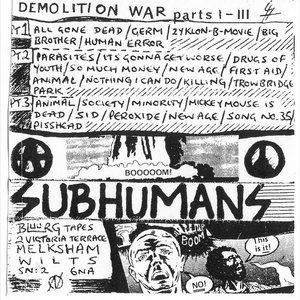 Image for 'Demolition War, Part I-III'
