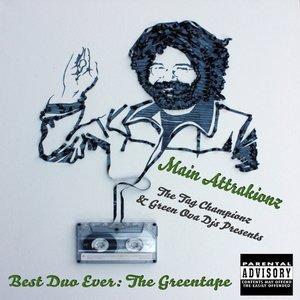 Immagine per 'Best Duo Ever: The Greentape'