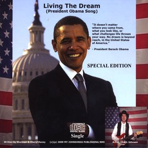 Image for 'Living The Dream (President Obama Song) Special Edition CD Single'