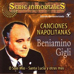 Image for 'Canciones Napolitanas'