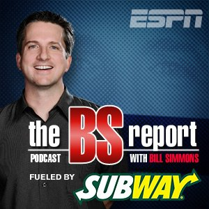 Image for 'ESPN: The B.S. Report'