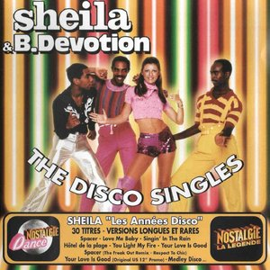 Image for 'The Disco Singles'