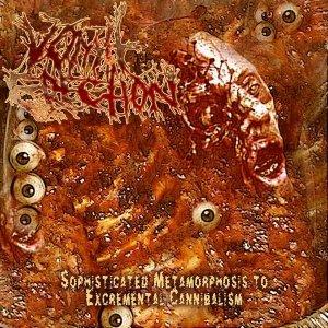 Bild för 'Sophisticated Metamorphosis to Excremental Cannibalism'