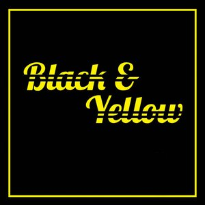 Image for 'Black and Yellow - Single'