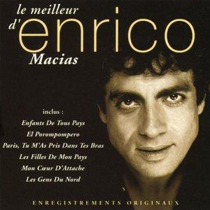 Bild für 'Le meilleur d'Enrico Macias'