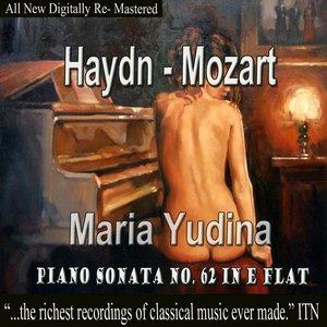 Image for 'Haydn, Mozart - Maria Yudina, Piano Sonata No 62 In E-Flat'