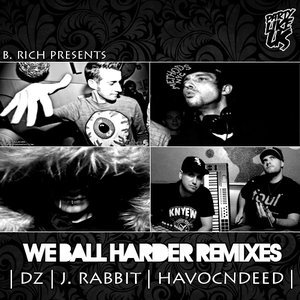 Image for 'We Ball Harder EP'
