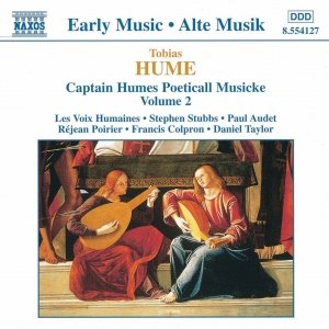 Image for 'HUME: Captain Humes Poeticall Musicke, Vol. 2'