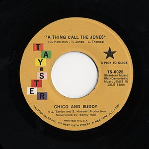 Image pour 'A Thing Call The Jones - Can You Dig It'