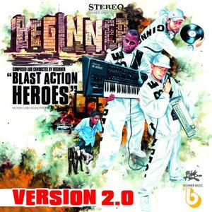 Image for 'Blast Action Heroes Version 2.'
