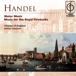 Image for 'Handel Water Music and Music for the Royal Fireworks'