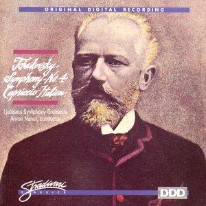 Image for 'Symphony No 4 In F Minor, Capriccio Italien'