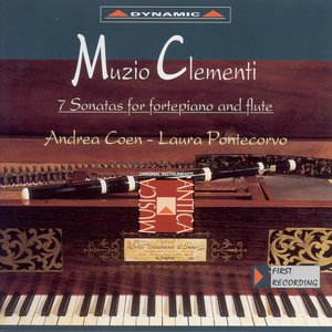 Image for 'Clementi, M.: Keyboard Sonatas With Accompanying Flute'