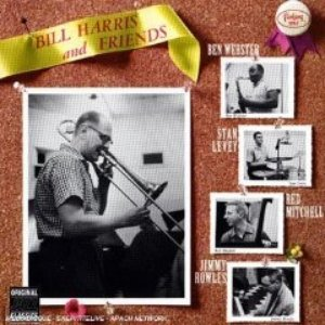Image for 'Bill Harris and Friends'