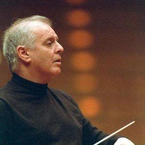 Image for 'Daniel Barenboim/Berliner Philharmoniker'