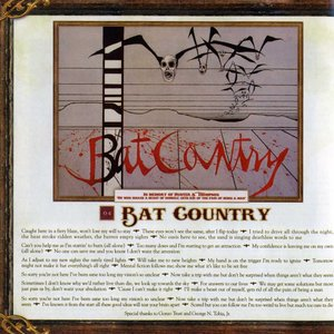 Image for 'Bat Country'