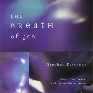 Image for 'The Breath of God: Music for Guitar and Other Instruments'