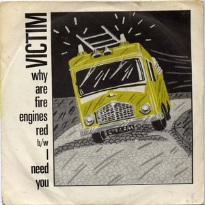 Image for 'Why Are Fire Engines Red'