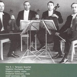 Image for 'The Taneyev Quartet'