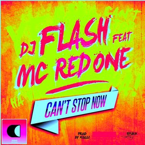 Image for 'Can't Stop Now (feat. Mc Redone)'