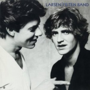 """Larsen/Feiten Band""的封面"
