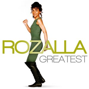 Image for 'Greatest - Rozalla'