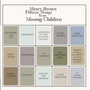 Image for 'Fifteen Songs from Missing Children'