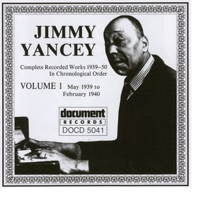 Image for 'Jimmy Yancey Vol. 1 1939 - 1940'